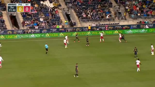 Watch and share Jones Quick Pressure To Pontius Chance GIFs by Evercombo on Gfycat