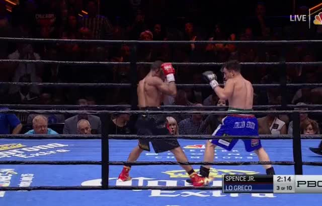 Watch and share Phil Lo Greco GIFs and Errol Spence GIFs by Tom_Cody on Gfycat