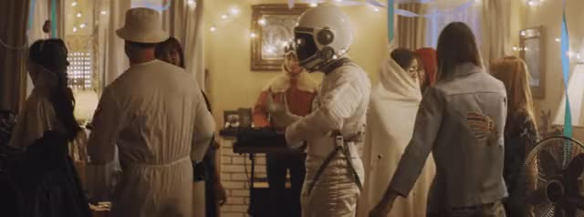 Watch and share Spaceman GIFs on Gfycat