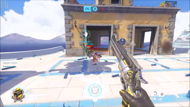 Watch and share Overwatch GIFs by saphiros on Gfycat