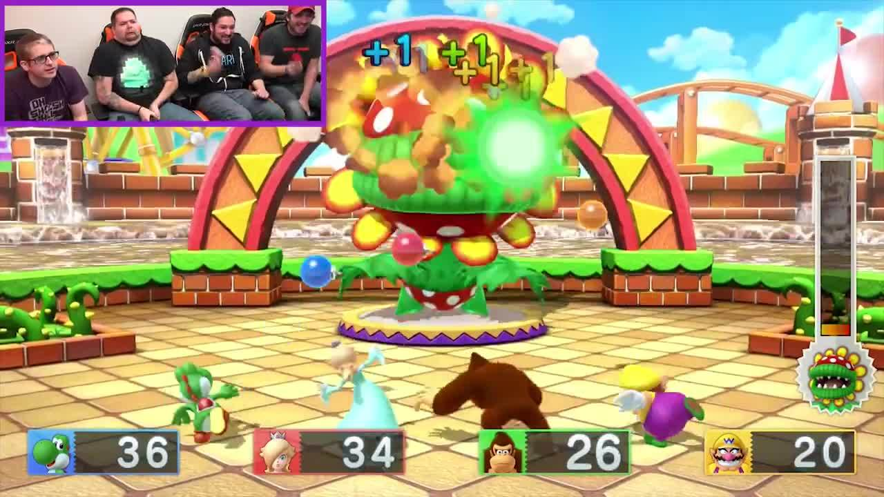 marioparty10, nintendo, thecreatures, Source on YouTube: watch?v=_rOOcdiJ4Zw GIFs
