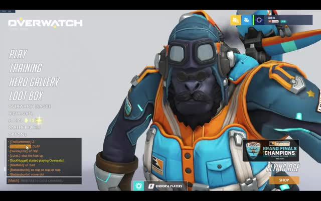 Watch and share Highlight GIFs and Overwatch GIFs by Veggie on Gfycat