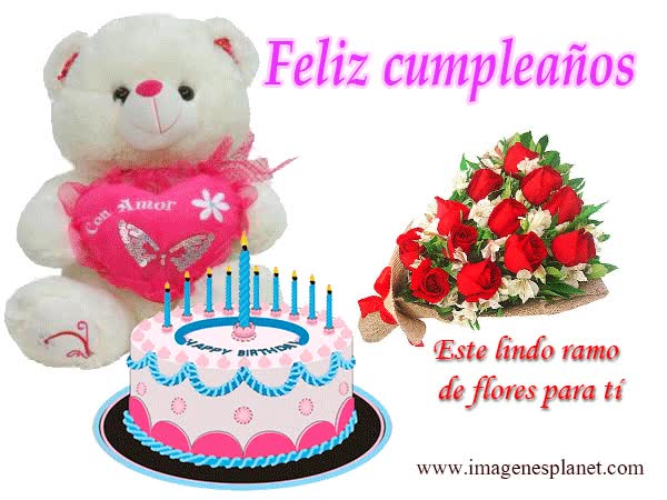 Watch and share Imagenes Para Cumpleaños GIFs on Gfycat