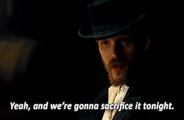 Watch this peaky blinders GIF on Gfycat. Discover more alfie solomons, my gifs, paul anderson, peaky blinders, peaky blinders spoilers, spoilers, tom hardy, tomhardyedit GIFs on Gfycat