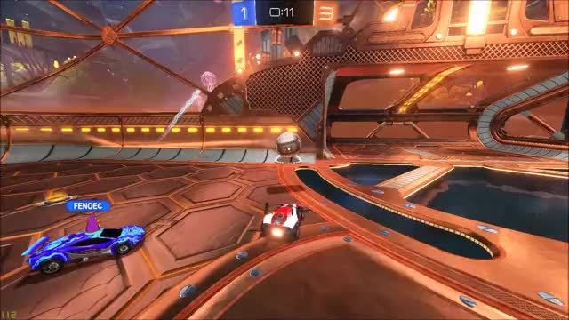 Watch and share Rocket League GIFs by apretzl on Gfycat