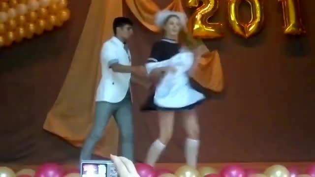 Watch Russian School Dance Upskirt GIF on Gfycat. Discover more School Dance Upskirt GIFs on Gfycat