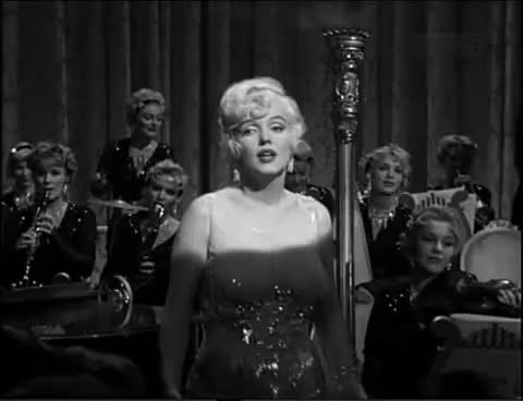 Watch Marilyn GIF on Gfycat. Discover more marilyn monroe, some like it hot GIFs on Gfycat