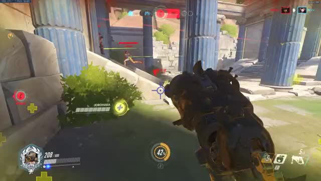 Watch Overwatch 10.23.2017 - 22.53.02.20.DVR.mp4 GIF by infinate on Gfycat. Discover more related GIFs on Gfycat