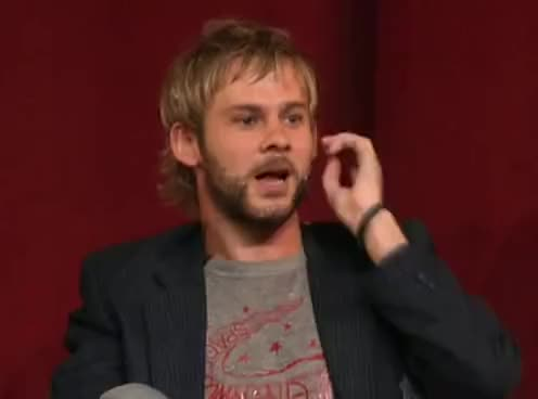 Watch Dom at ComicCon GIF on Gfycat. Discover more charlie, dominic monaghan, lost GIFs on Gfycat