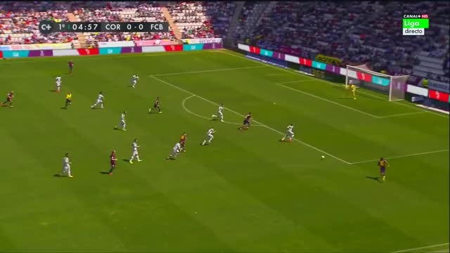 Watch and share Deportivo La Coruna GIFs and Messi 2015 GIFs by FIFPRO Stats on Gfycat