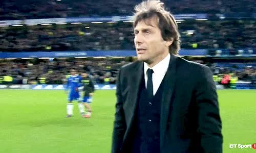 Watch and share Antonio Conte GIFs and Celebs GIFs on Gfycat