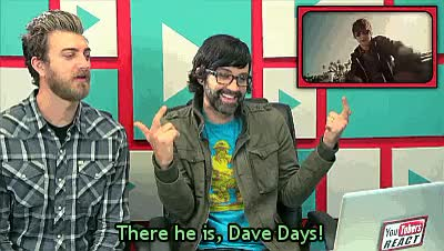 Watch The Mythical Bestiary GIF on Gfycat. Discover more dave days, finebros, rebecca black, rhett and link, youtubers react GIFs on Gfycat