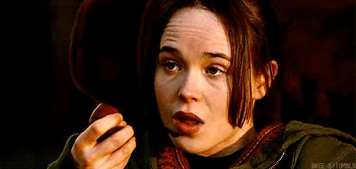 Watch and share Ellen Page GIFs and Bored GIFs by Reactions on Gfycat