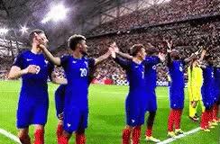 Watch and share Équipe De France GIFs on Gfycat