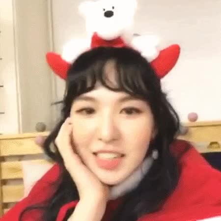 Watch and share Wendy Pics GIFs and Redvelvet GIFs by Wan Kyung Yoo on Gfycat