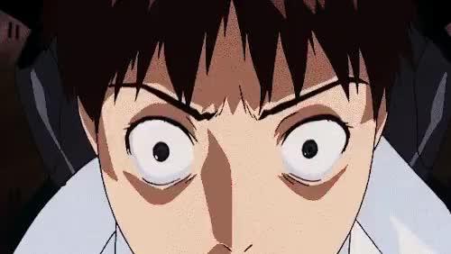 Watch and share End Of Evangelion GIFs and Shinji Ikari GIFs on Gfycat