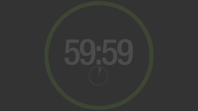 Watch and share Countdown Timer 1 Hour GIFs on Gfycat