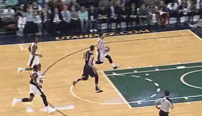 Watch and share Gordon Hayward GIFs and Basketball GIFs on Gfycat