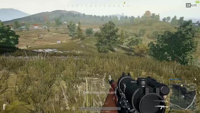 Watch and share Pochinki Is My City! GIFs by sgt_oxford on Gfycat
