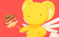 Watch and share Cardcaptor Sakura GIFs and Kero Chan GIFs on Gfycat