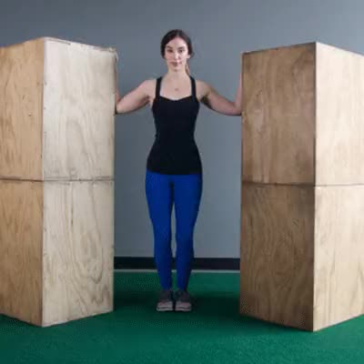 Watch and share 400x400_5_Easy_Rotator_Cuff_Exercises_Doorway_Stretch GIFs by Healthline on Gfycat