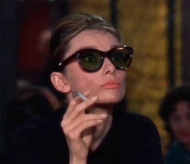 Watch and share Audrey Hepburn GIFs and Classic GIFs by shapesus on Gfycat