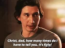 adam driver, I love these and really wish there were more..... GIFs