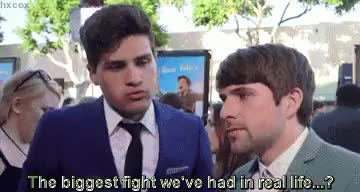 Watch and share Anthony And Ian GIFs and Anthony Padilla GIFs on Gfycat