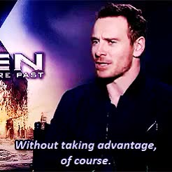 Watch wicked GIF on Gfycat. Discover more james mcavoy, marvel cast, marvelgifs, michael fassbender, mine, mygifs, noceurpg, sebastianstannetwork, thecreatorclub, xmen cast GIFs on Gfycat