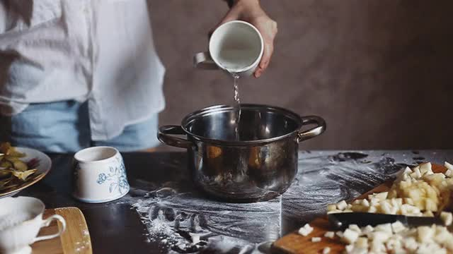 Watch and share Mesmerizing Cinemagraphs Of Food Preparation In Action GIFs on Gfycat