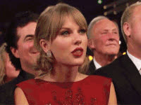 taylor swift, flattered, amazed, happy, excited GIFs