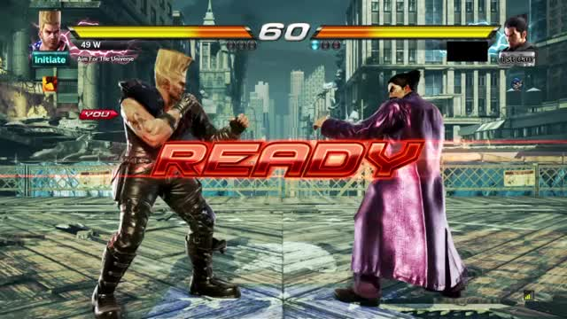 Watch TEKKEN™7_20170929155347_1 GIF on Gfycat. Discover more related GIFs on Gfycat