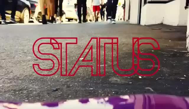 Behind-the-scenes: STATUS Magazine × Alfie Allen