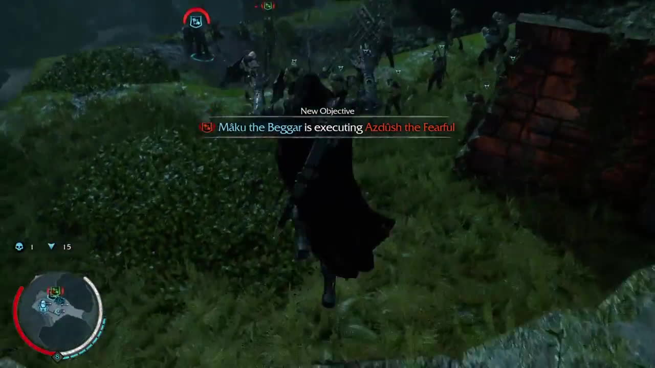middle-earth™: shadow of mordor™, shadowofmordor, I CAN ESCAPE WHENEVER I WANT! GIFs
