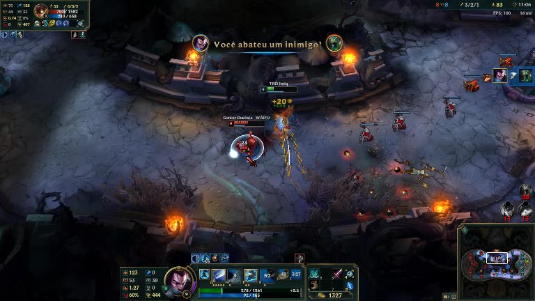 Kill, LeagueOfLegends, Overwolf, Yasuo, Check out my video! LeagueOfLegends | Captured by Overwolf GIFs