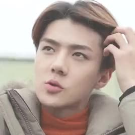 Watch and share You're So Ugly GIFs and Exo Sehun GIFs on Gfycat