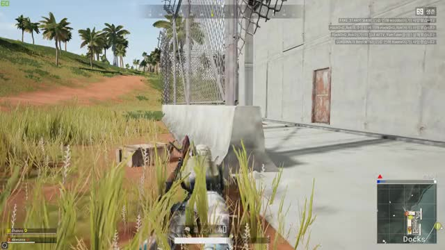 Watch and share Crazy BATTLEGROUND Skill GIFs by S1ow on Gfycat
