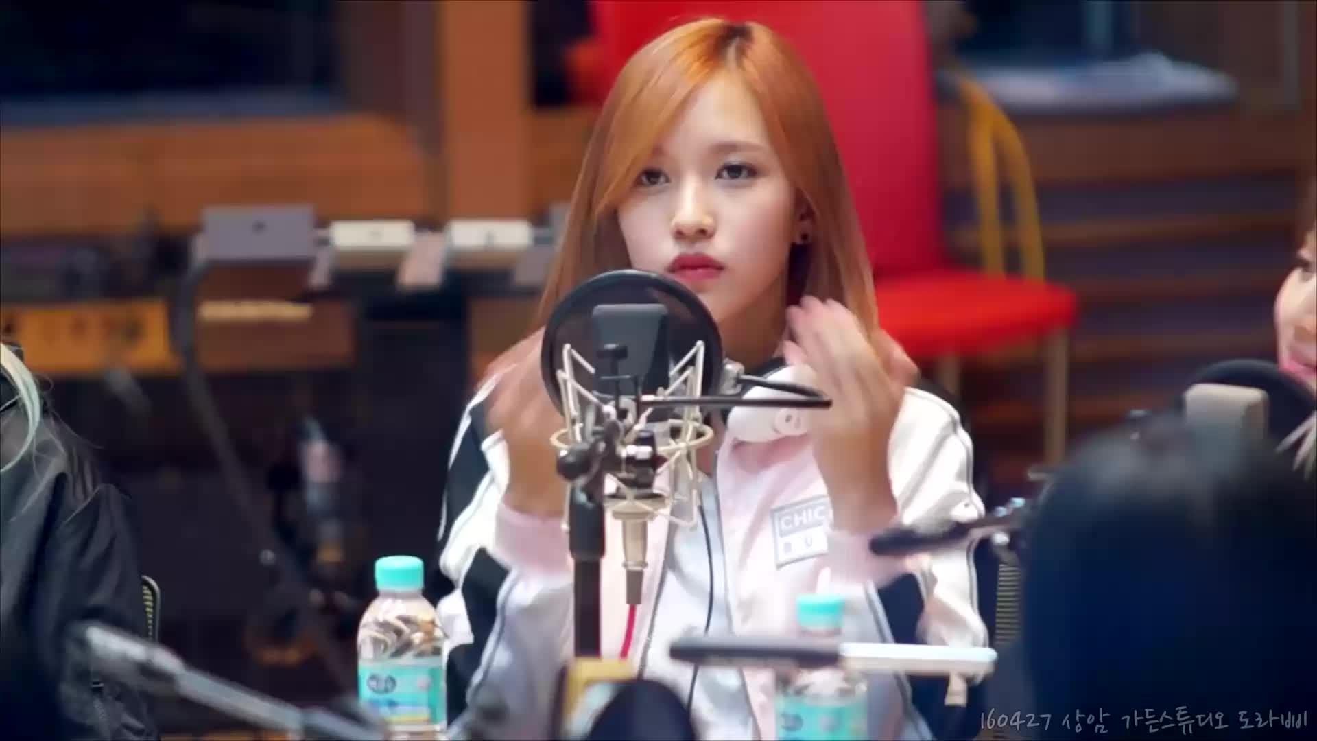 kpop, mina, twice, Mina Shrug GIFs
