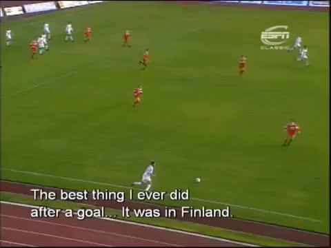 Watch and share LITMANEN - 1992 Finnish Cup Final GIFs on Gfycat
