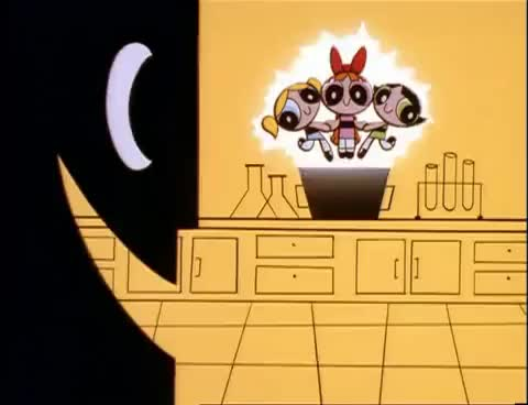 Watch and share Powerpuff Girls - Theme (HQ) GIFs on Gfycat