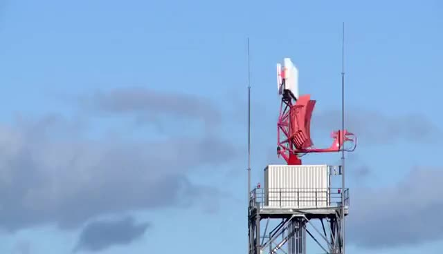 Watch and share Airport Radar Tower - Free Stock Video GIFs on Gfycat