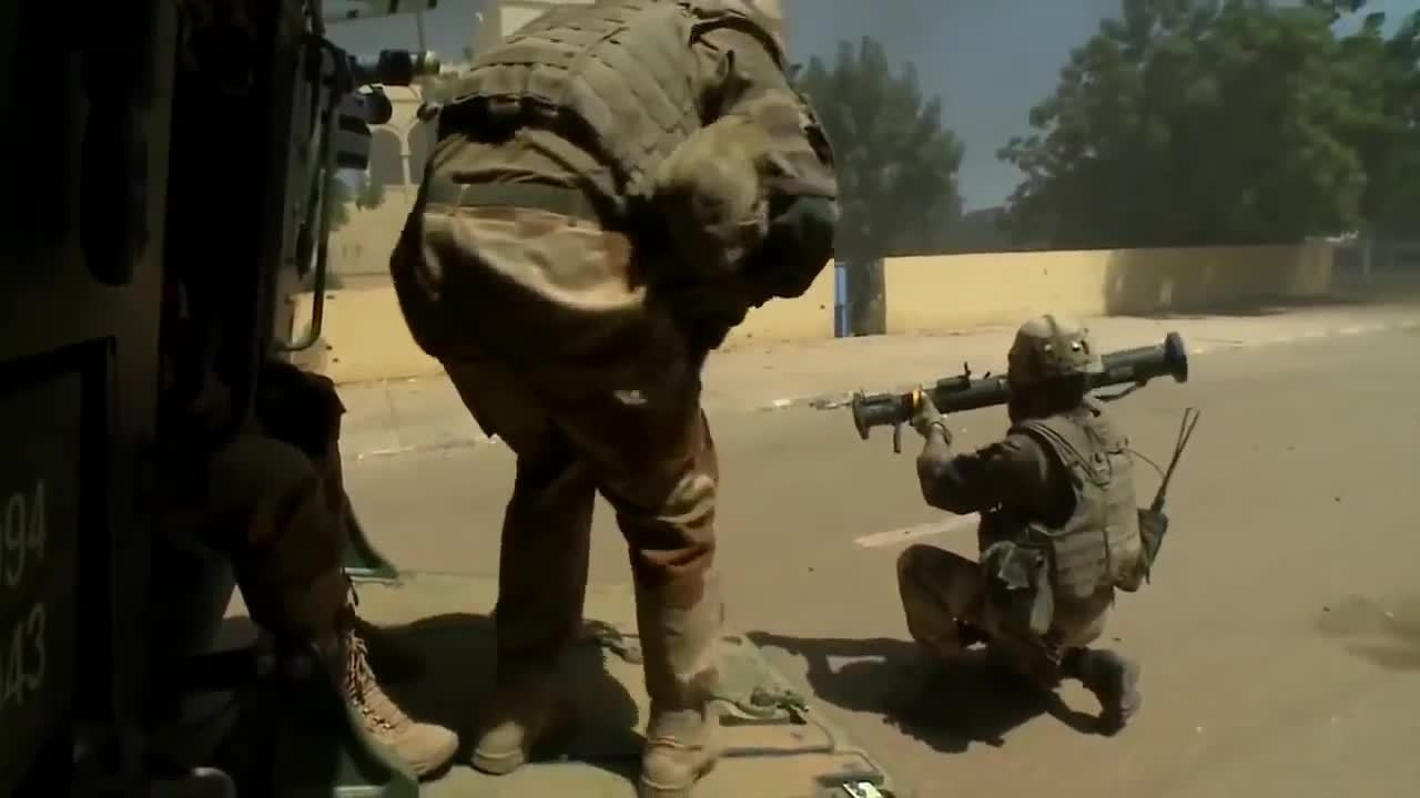 MilitaryGfys, militarygfys, French Army in combat - Mali GIFs