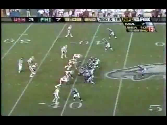 Watch 2004- Eagles vs Washington GIF on Gfycat. Discover more People & Blogs, Philadelphia Eagles, Sean A, football, phi, was GIFs on Gfycat