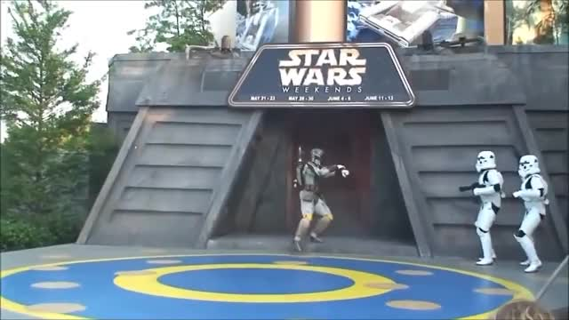 Watch and share Boba Fett Dancing GIFs by Hayato apenas on Gfycat