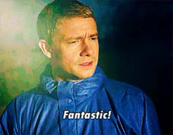 Watch and share Martin Freeman GIFs and Fantastic GIFs on Gfycat