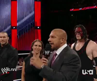 Watch and share Triple H GIFs on Gfycat