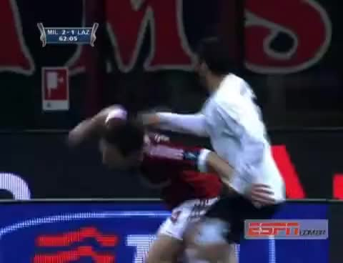 Watch Andre Dias punch GIF on Gfycat. Discover more AC Milan, Lazio, punch GIFs on Gfycat