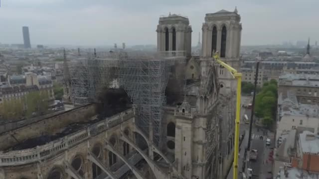Watch and share Notre Dame GIFs and France GIFs by Vinegret on Gfycat