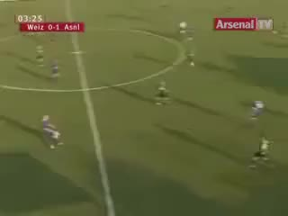 Watch and share Thierry Henry Skill GIFs on Gfycat