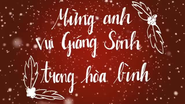 Watch and share Mừng Anh Vui Giáng Sinh GIFs on Gfycat